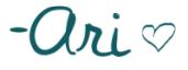 ari signature
