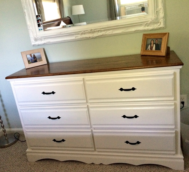 Finished Dresser