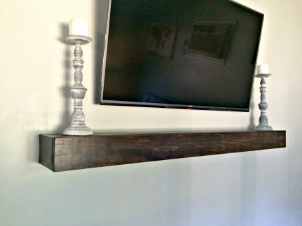 Finished Mantle