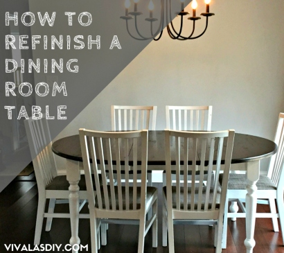 how-to-refinish-a-kitchen-table