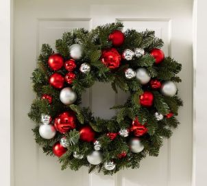 outdoor-ornament-pine-wreath-red-silver-1-c